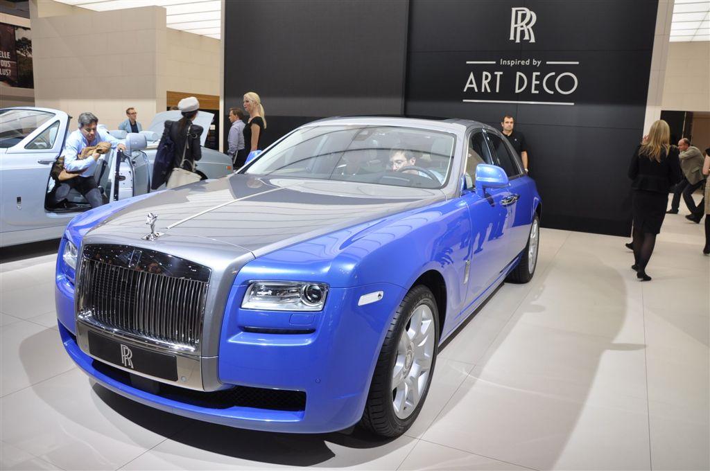 Rolls Royce Phantom 2013