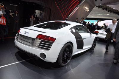 Audi R8 V10 plus 2013