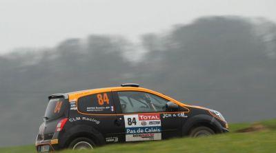 Débuter en rallye en Renault Twingo R1