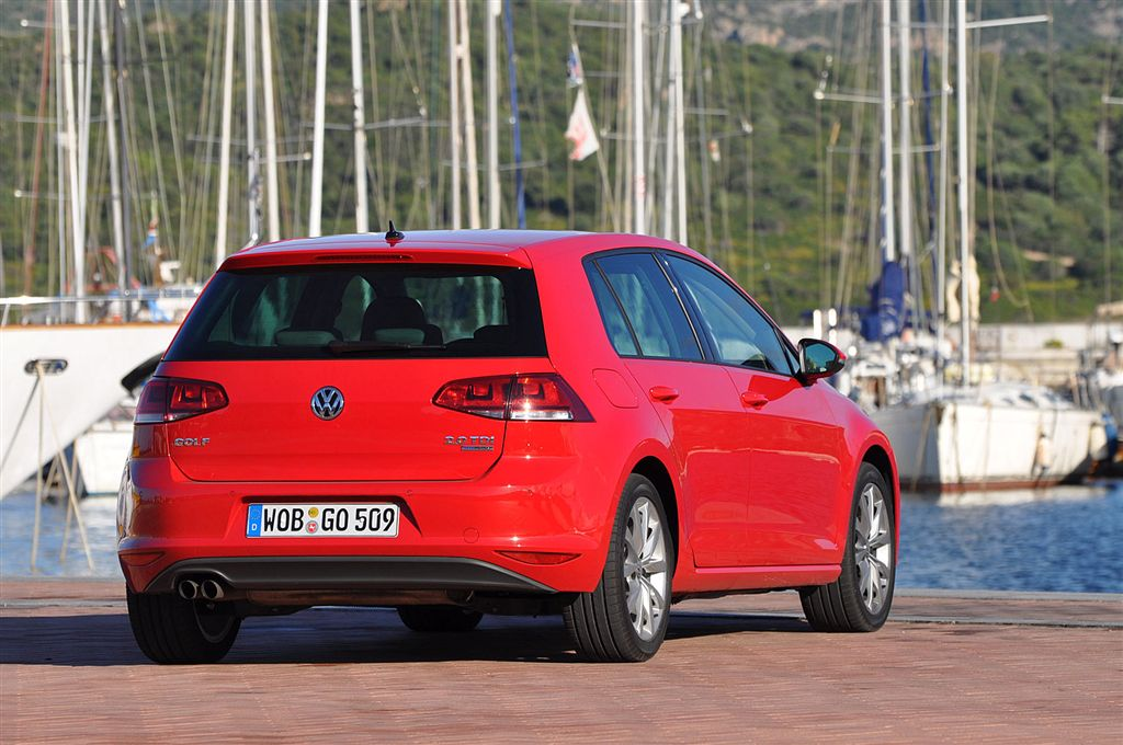 albums photos volkswagen golf 7 tdi 150 et tsi 140