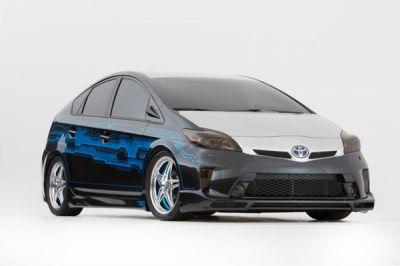 Sema Show 2012 : Le paradis de la voiture personnalisée