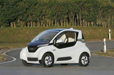 Honda Micro Commuter