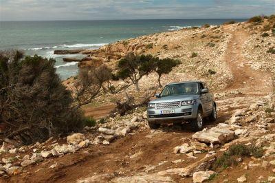 Essai Range Rover 4