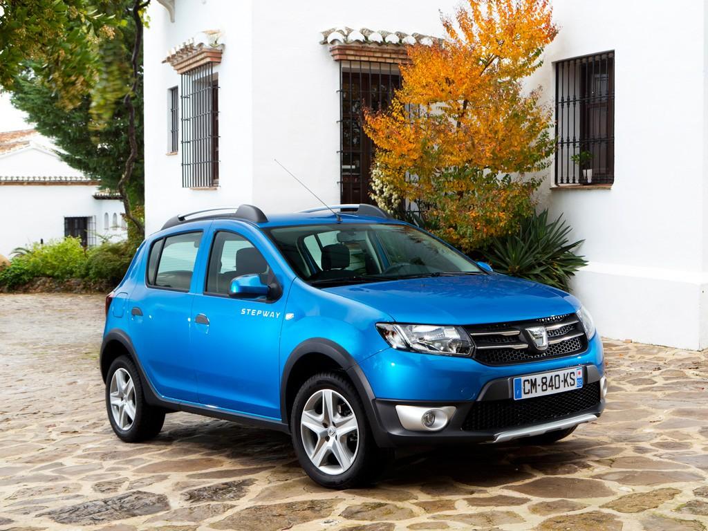 Dacia Sandero 2 Stepway 1.5 dCi 90 Prestige
