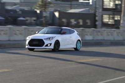 Hyundai Veloster C3 Roll Top