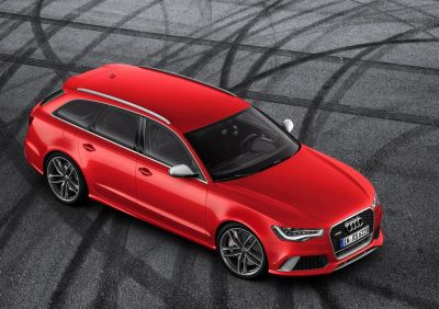 Audi RS6 2013