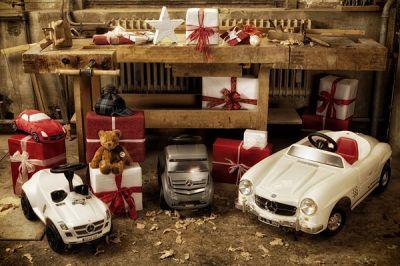 Le shopping de Noël