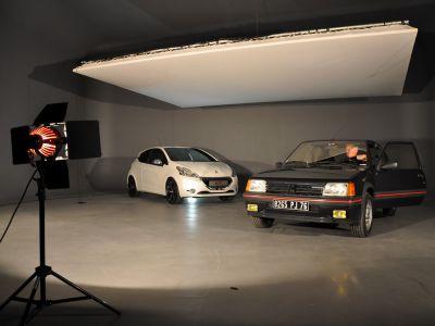 Peugeot 208 GTI vs Peugeot 205 GTI