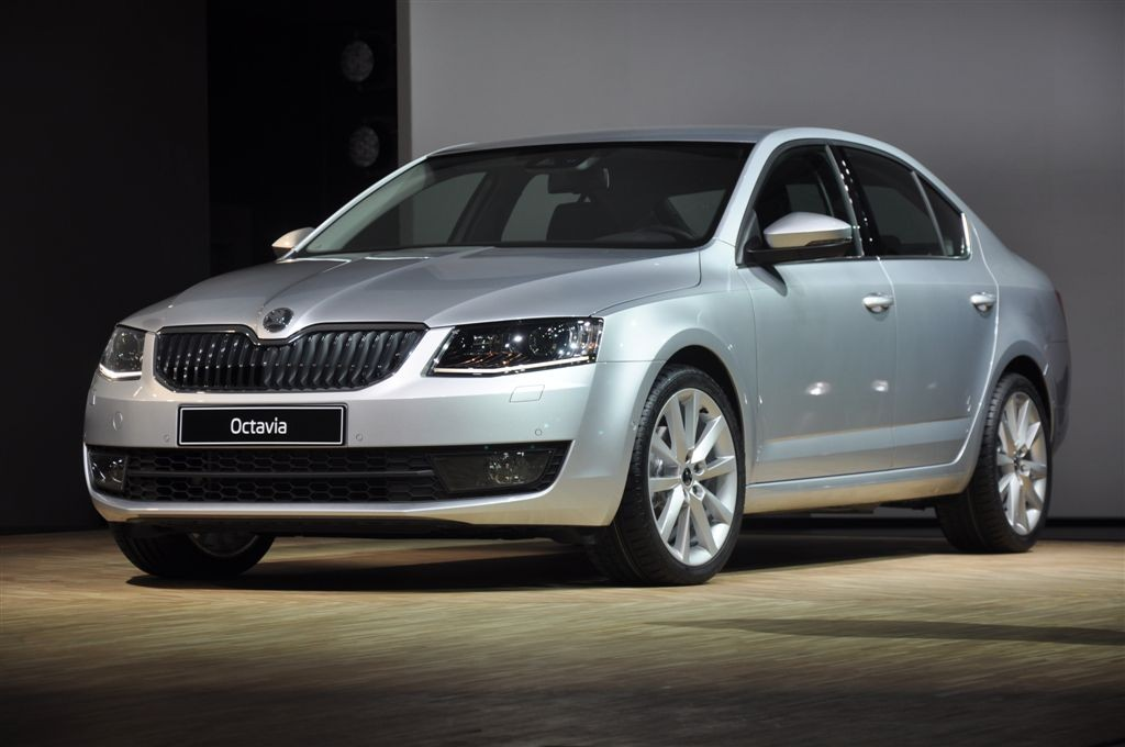 albums photos skoda octavia iii. Black Bedroom Furniture Sets. Home Design Ideas