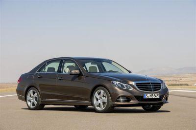 Mercedes Classe E restylée