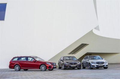 Mercedes Classe E 2013