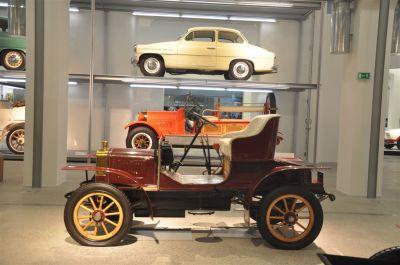 Visite du musée Skoda