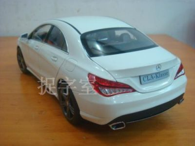 Miniature Mercedes CLA