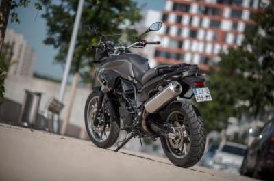 Essai BMW F700 GS - Un bon mélange des genres