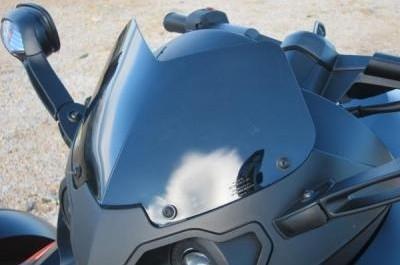 Spyder, l'autre 3 roues !