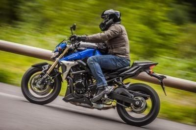 GSR 750, la recette Suzuki pour renaître ?