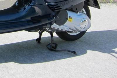 2012 : la Vespa LX change de moteur !