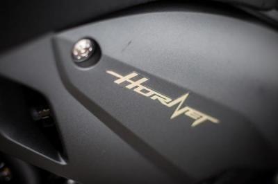 Piqure de rappel du frelon Honda