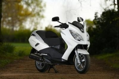 Peugeot Satelis II 2012- Changement d'attitude !