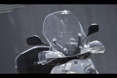 Avec Xenter, Yamaha défie le Honda SH