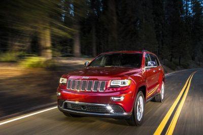 Jeep Grand Cherokee restylé