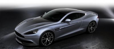 Aston Marton Centenary Edition