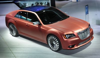 Chrysler 300 Turbine Concept
