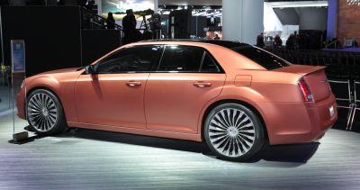 Chrysler 300 Turbine Concept