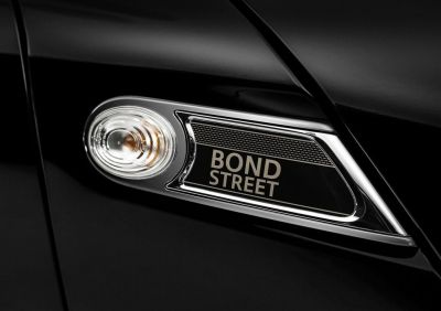 Mini Clubman Bond Street et Hyde Park