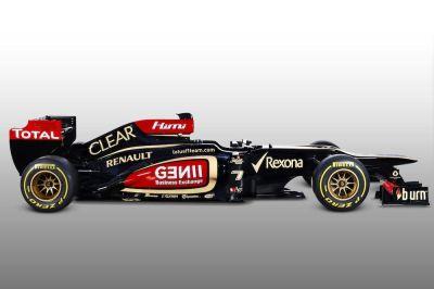 Formule 1 Lotus E21
