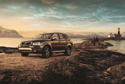 Volvo XC90 Signature Edition
