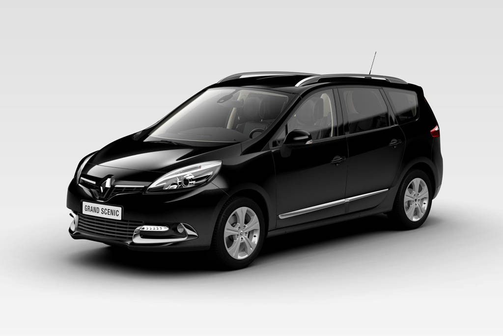 Renault Scenic serie speciale Lounge