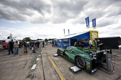 Le record de vitesse du Drayson Racing