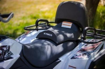 Essai Kymco MXU 700