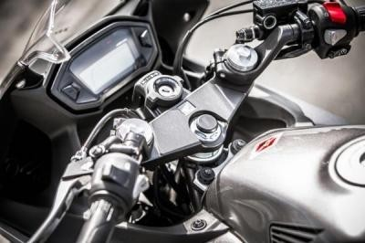 Essai Honda CBR 500 R