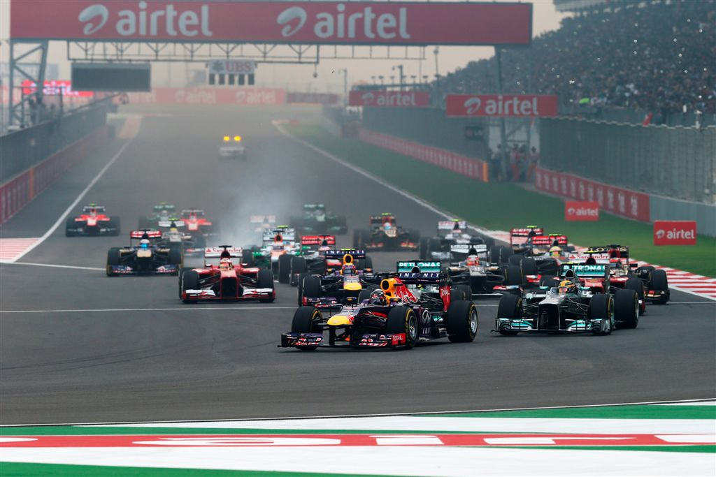 Sebastian Vettel champion du monde de Formule 1 2013