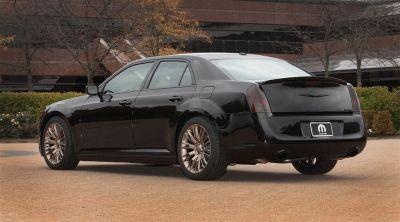 La délégation Chrysler du Sema Show 2013