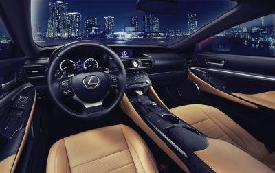 Coupe Lexus RC