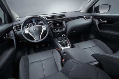 Nissan Qashqai 2014 (officiel)