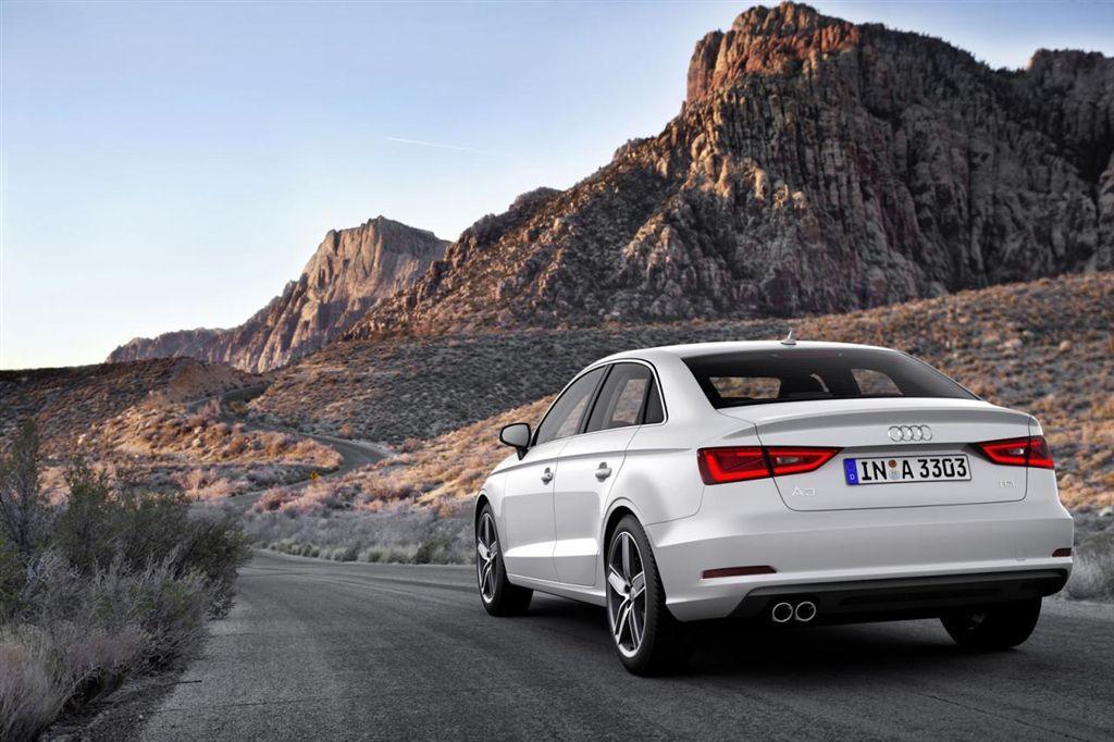 Audi A3 Berline 2.0 TDI 150 (2013)