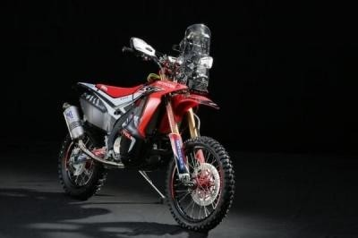 Honda en force au Dakar...