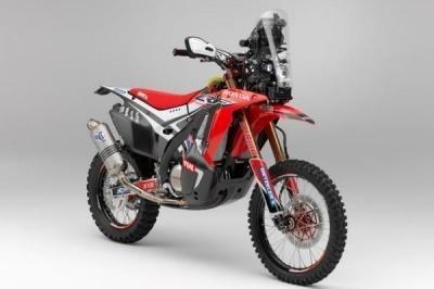 Honda en force au Dakar...