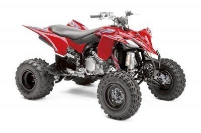 Les nouveaux quads Yamaha 2014 arrivent