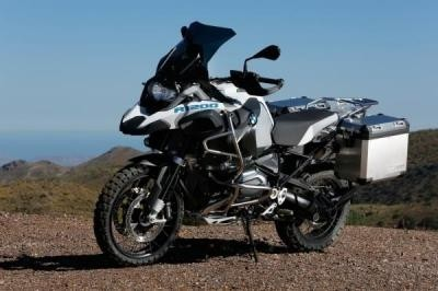 Adventure, la GS 1200 du baroudeur arrive !