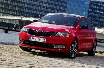 Skoda Rapid Spaceback 1.2 TSI 105 (2013)