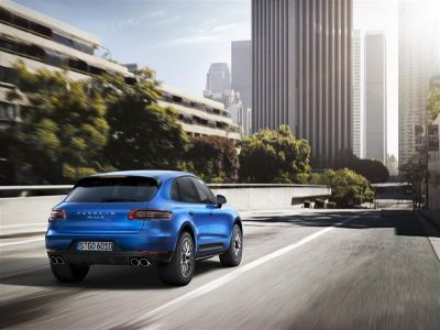 Porsche Macan (Officiel - 2013)
