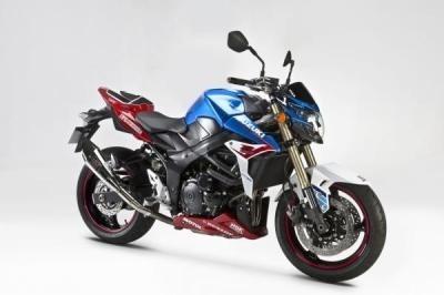 Fans de la GSR750 ou du SERT, Suzuki partage sa passion !