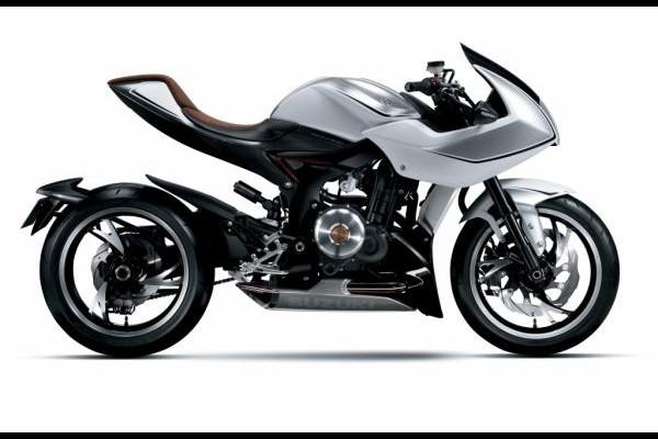 Les Concept Bikes de Suzuki au Salon de Tokyo...