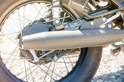 Essai Kawasaki W800