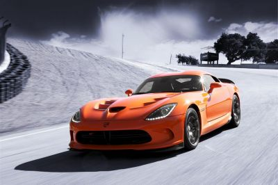 SRT Viper Time Attack